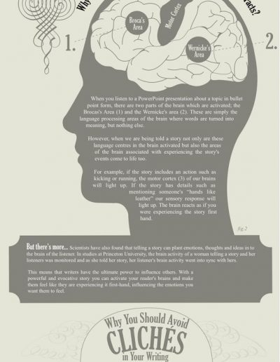 How Writing Affects Your Brain, from BestInfographicsCo, Aerogramme Studio
